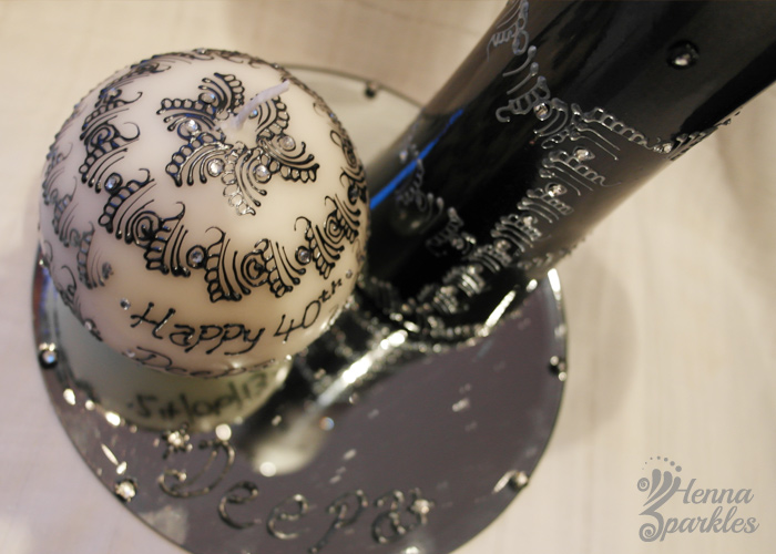 Gallery Henna Sparkles Bespoke Hand Designed Candles And Home Decor